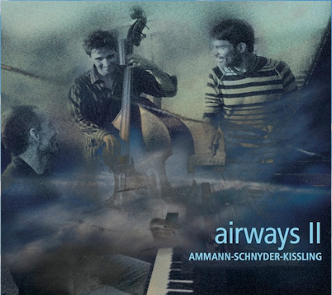 airways II © Ammann-Schnyder-Kissling, Splendormusic CD Cover © Roland Aellig
